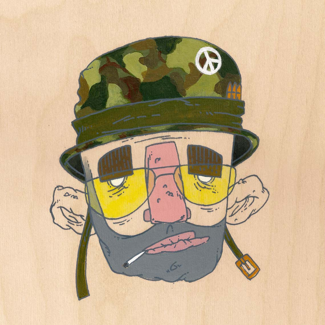 Sergeant Buck